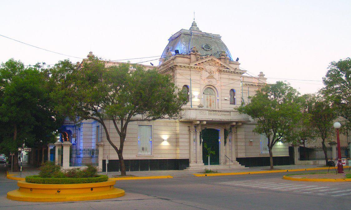 Municipalidad de Casilda.