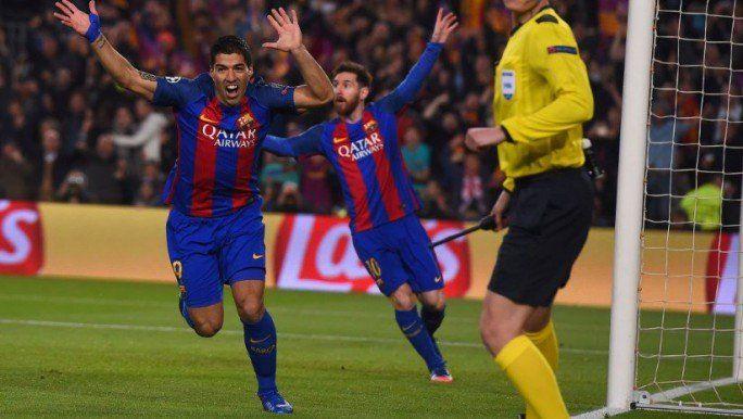 Las casas de apuestas lloraron la victoria del Barcelona