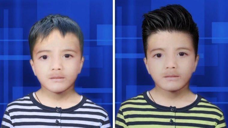 Una reconstrucción digital, elaborada por informáticos del Ministerio de Seguridad de la Nación en 2018, estimó cómo habría lucido Maxi Sosa a los seis años de edad. Actualmente tendría ocho años.