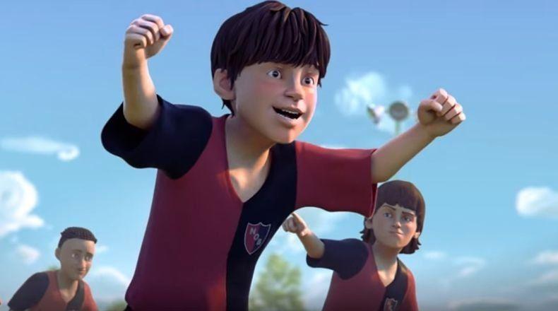 El emotivo video animado sobre la vida de Messi | Lionel Messi