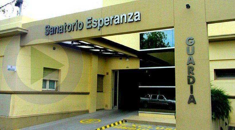 Se realizó una ablación de órganos en el Sanatorio Esperanza