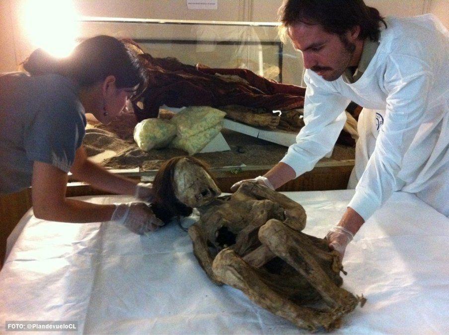 El inédito hallazgo de dos peligrosas momias incas