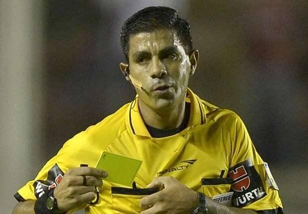 Cáceres será el árbitro de la vuelta de Colón-San Pablo