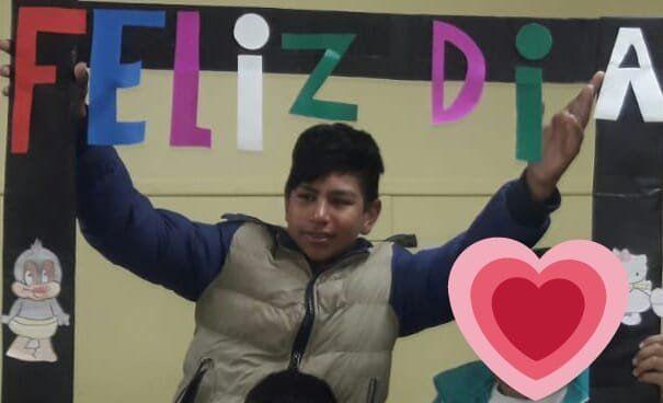 Emotivo mensaje de la maestra del chico asesinado en Chaco