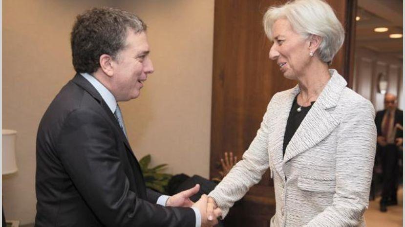 El FMI aprobó el nuevo acuerdo con la Argentina