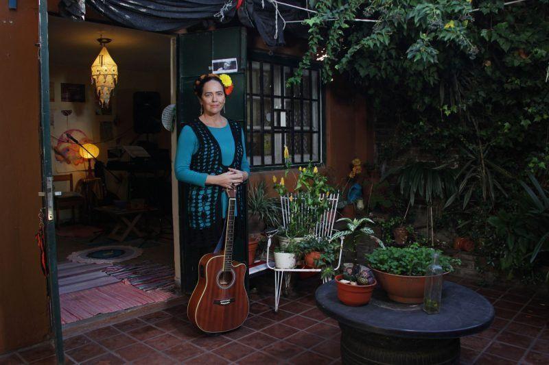 "Ana Suñé: ""Soy en la música"""