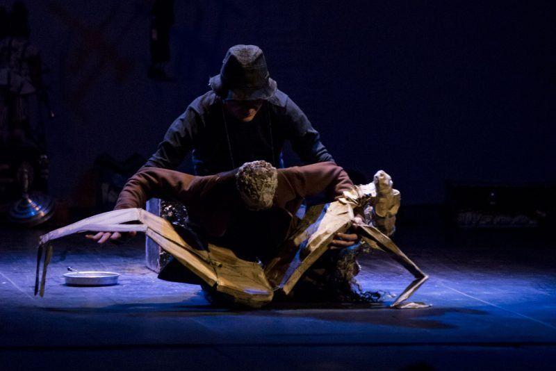 Marionetas Orsini y el vuelo de la introspección