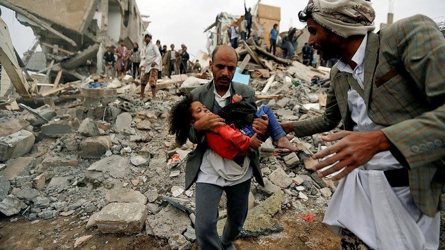 Unos 85 mil niños murieron de hambre en Yemen en los últimos cuatro años de guerra