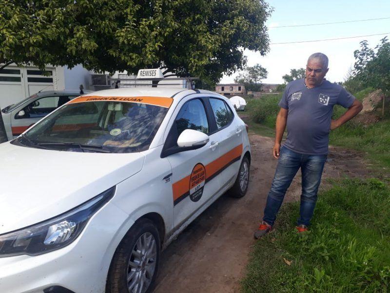Otro remisero asaltado en Santo Tomé