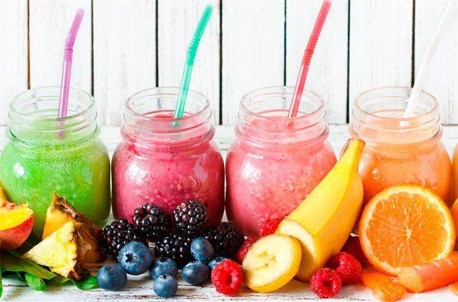 bebidas para bajar de peso sin dieta