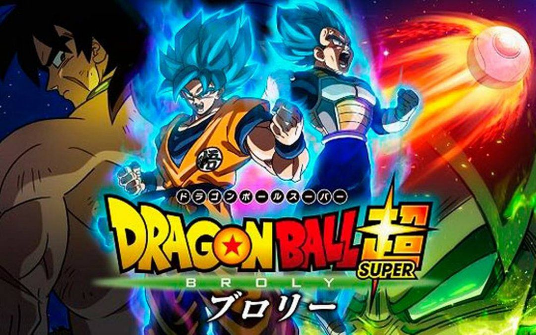 Ver Ver Dragon Ball Super: Broly 2018 pelicula completa audio español latino HD Gratis