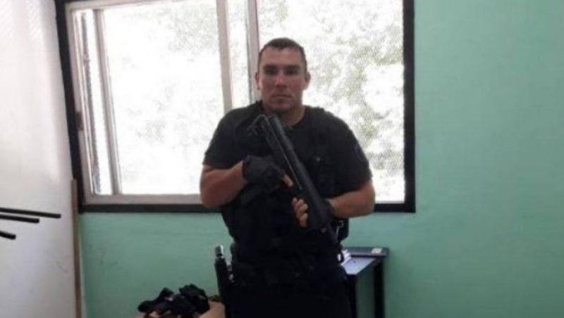 Masacre de B° Santa Lucia: Imputarán a un jefe policial por robar celulares de las víctimas