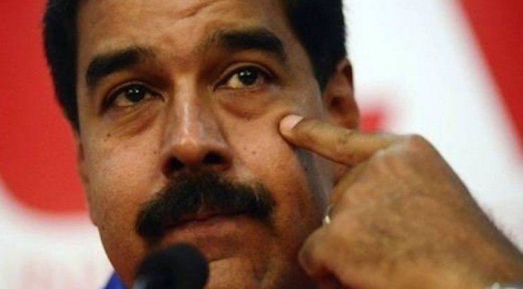 """Maduro trató a Macri de """"destructor de la Argentina"""""""