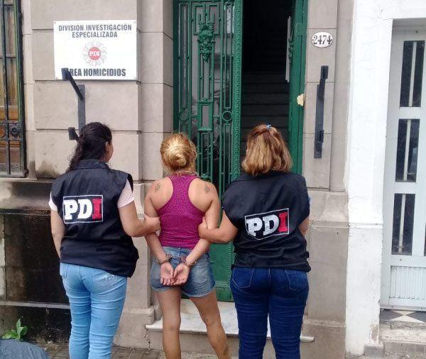 Detuvieron a una mujer por el asesinato en Sauce Viejo