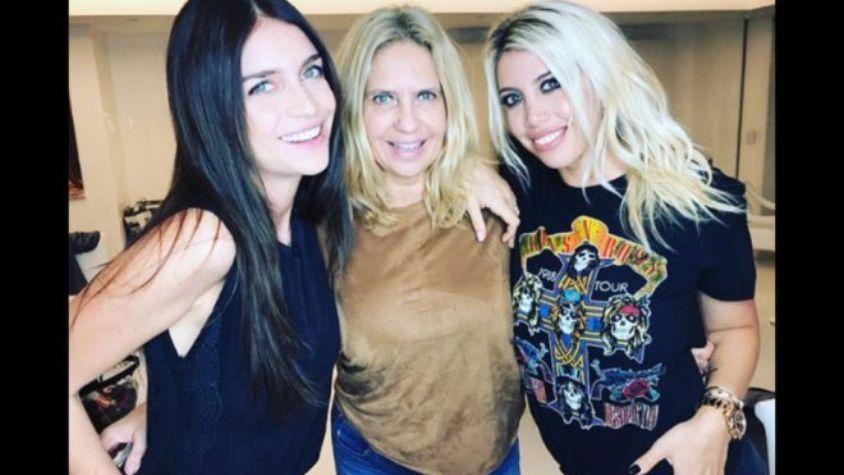 En medio de la polémica entre Wanda Nara y Maxi López, se divorció su mamá Nora Colosimo