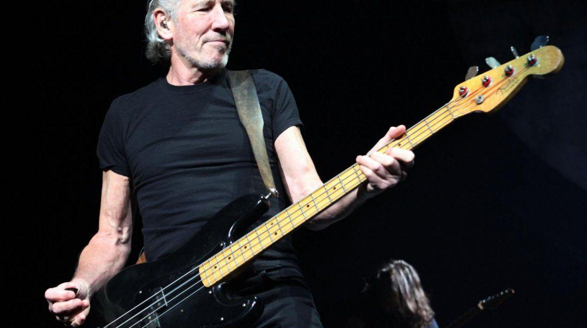 """Roger Waters quiere tocar """"The Wall"""" en la frontera entre México y Estados Unidos"""