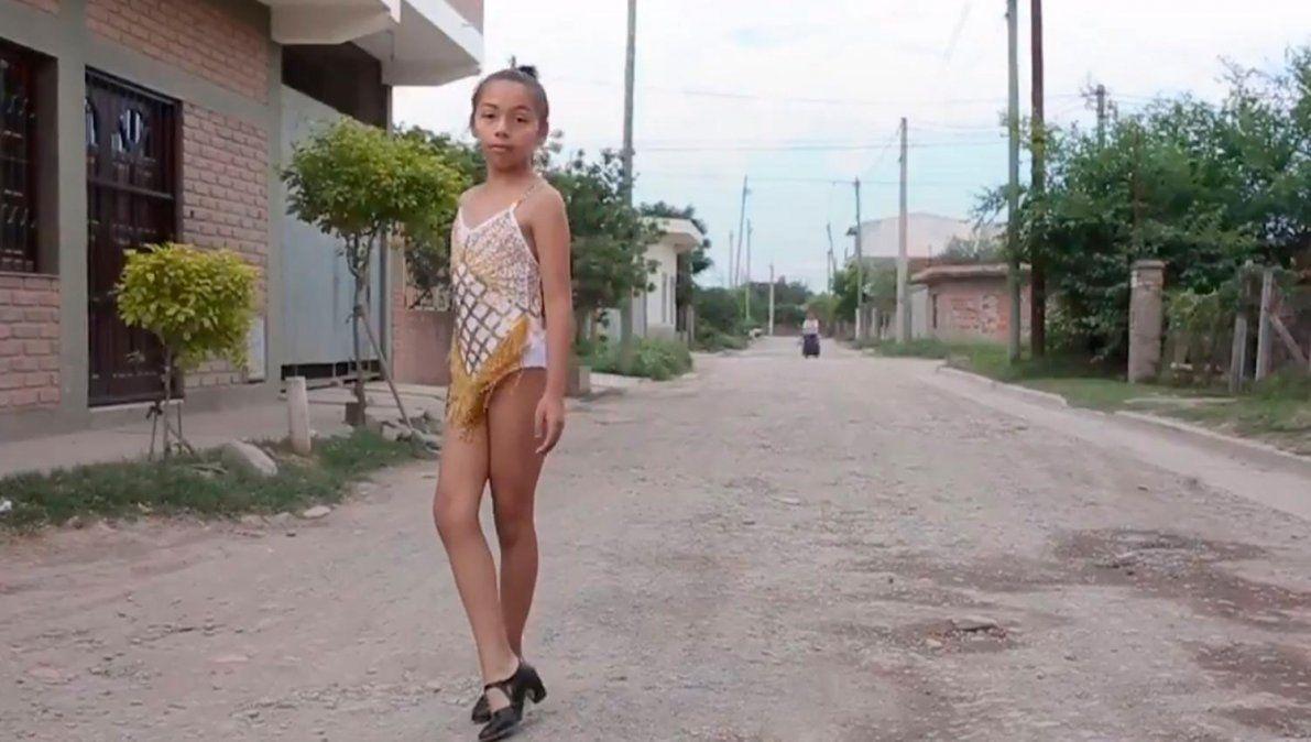 La historia de Tiziana: la primera niña trans de Salta