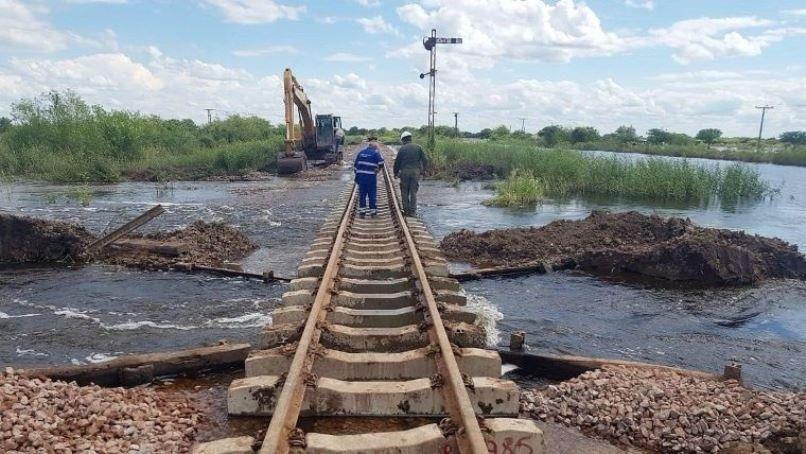 El escurrimiento del agua en las zonas más afectadas tardará varias semanas