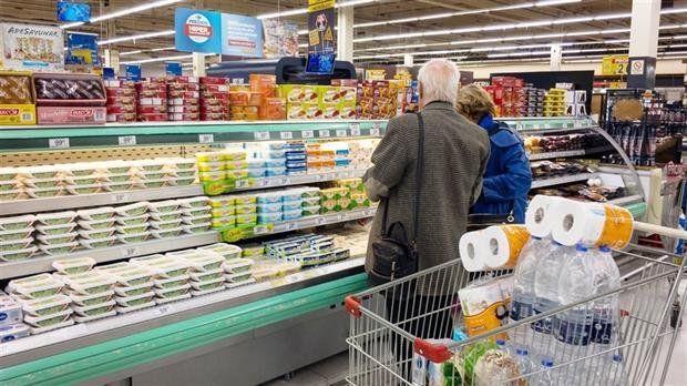Las ventas en súper y shopping se derrumbaron en noviembre