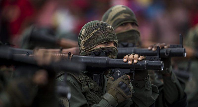 El Ejército de Venezuela desconoce a Guaidó como presidente