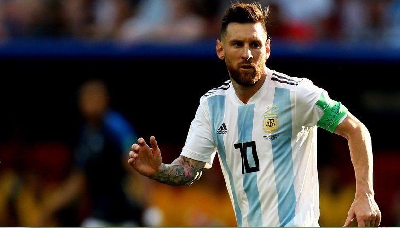 """Tapia y el retorno de Messi: """"Si el técnico lo cita, seguramente volverá"""""""