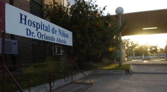 Una beba de Sauce Viejo llegó fallecida al Hospital de Niños