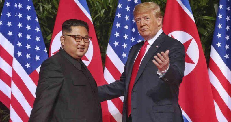 Trump y Kim Jong-un buscarán una definición sobre la desnuclearización