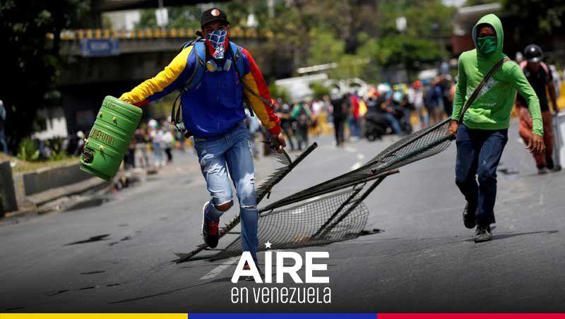 Cuando los barrios de Caracas le muestran los dientes a Maduro