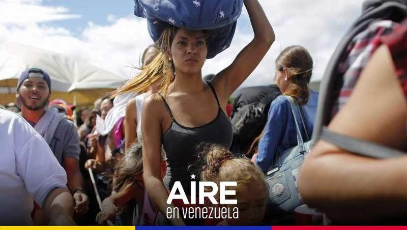 Historias mínimas de Venezuela: ellas sólo quieren irse de Caracas