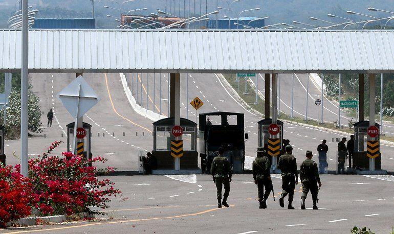 Qué pasará este 23F en la frontera entre Venezuela y Colombia