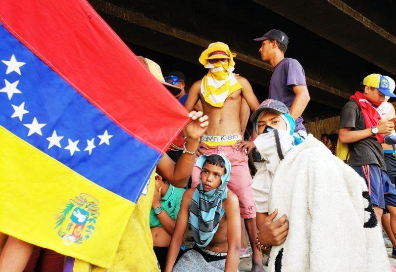 La guerra de Los Sin Nadie en la frontera entre Venezuela y Colombia