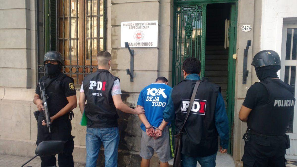 Detuvieron al presunto asesino de un joven en Coronel Dorrego