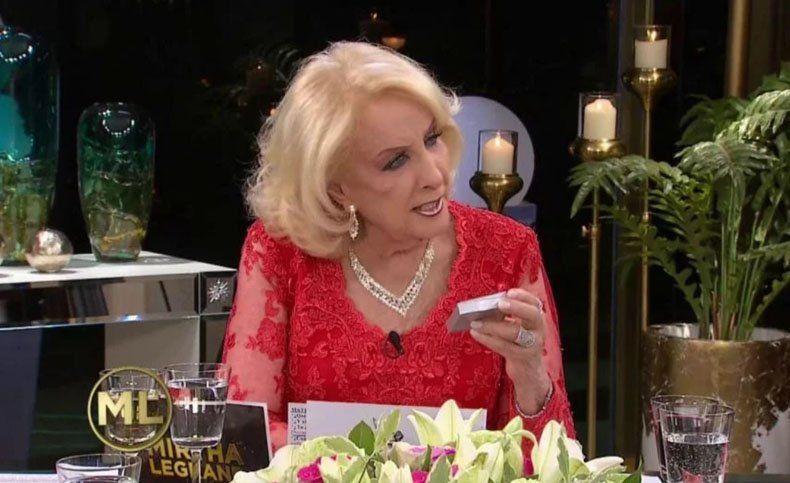 Así es la exigente dieta con la que Mirtha Legrand se prepara para volver a la televisión