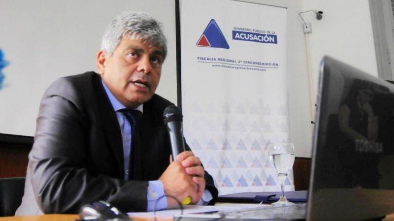 Jorge Baclini dirige el Ministerio Público de la Acusación. Desde la Corte Suprema plantean que el MPA debería modificar su régimen de licencias.