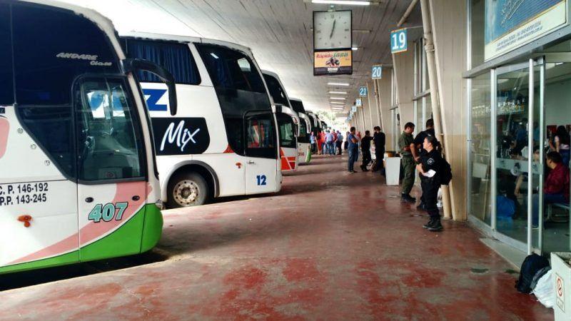 Se logró un consenso y levantaron el paro de transporte interurbano