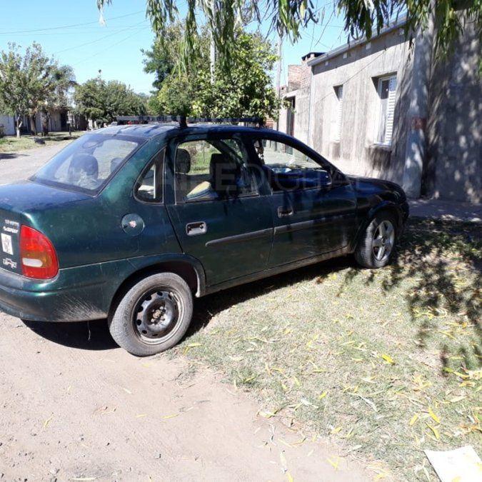 Raid delictivo: robaron cuatro vehículos en quince horas en Santa Fe