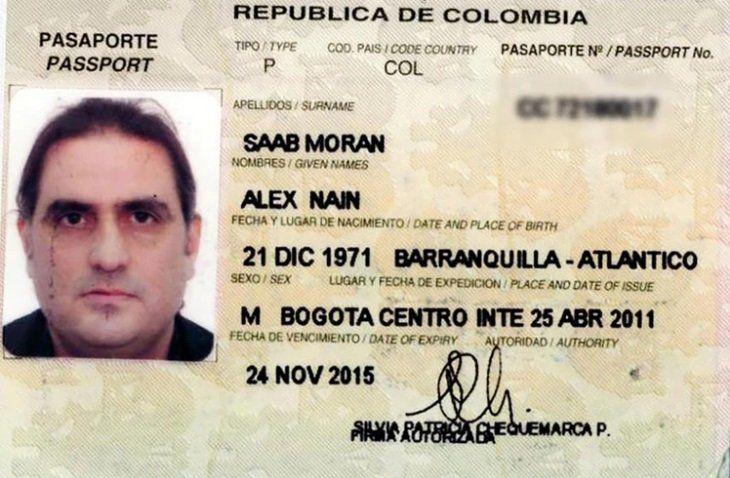 Un presunto testaferro de Maduro está prófugo de la justicia colombiana