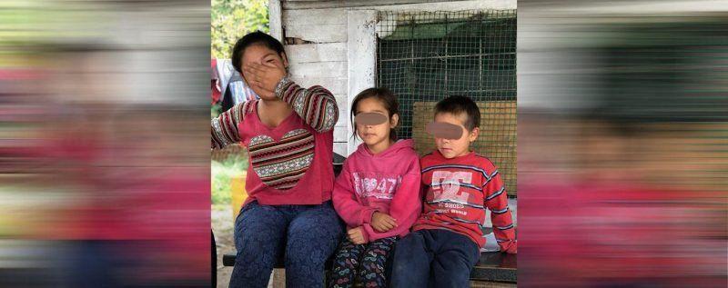 Una joven murió de un shock anafiláctico y dejó nueve hijos que precisan todo