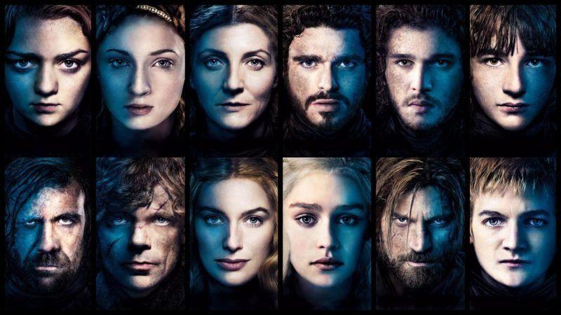 El increíble antes y después de los protagonistas de Game of Thrones, desde la primera temporada hasta la actualidad