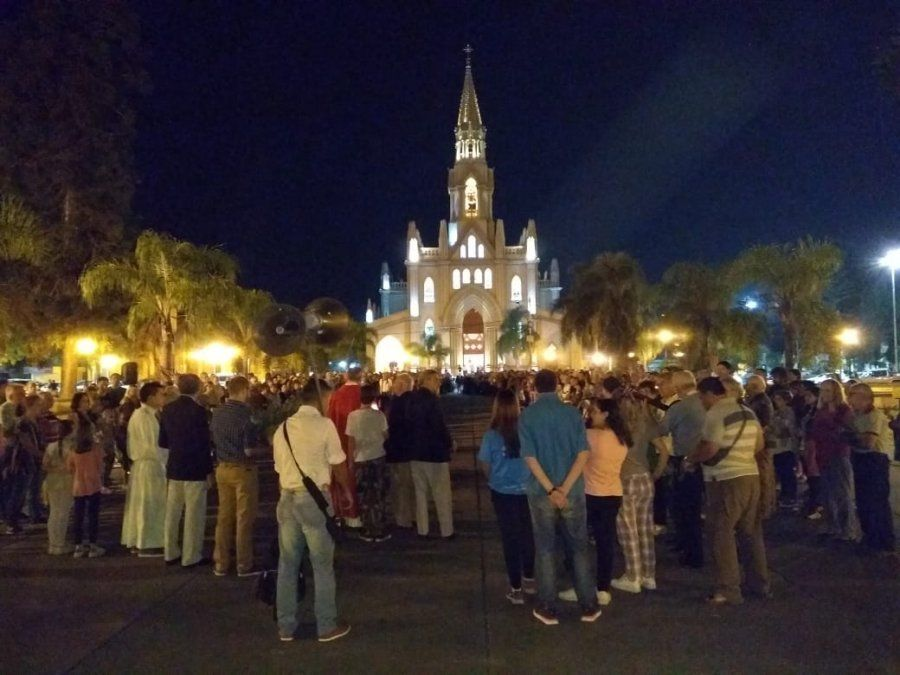 Multitudinaria celebración del Domingo de Ramos en la Basílica de Guadalupe