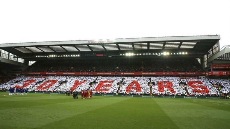 A 30 años de la tragedia de Hillsborough