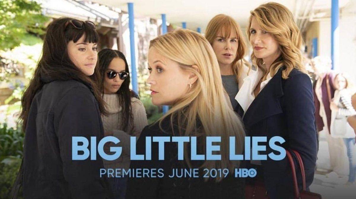 Mira el tráiler de la segunda temporada de Big Little Lies