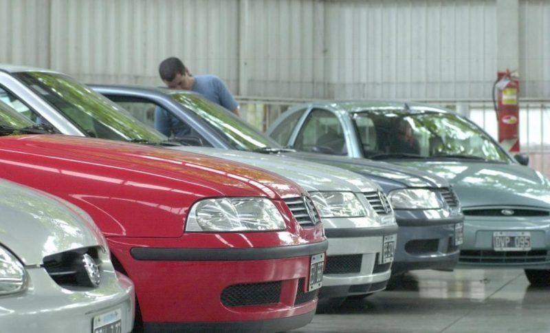 La venta de autos usados cayó un 16% interanual en marzo