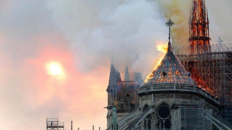 Incendio en Notre Dame: el relato de una santafesina que reside en París