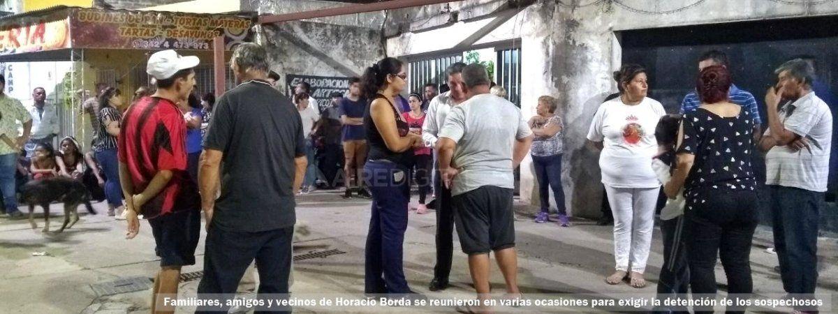 Horacio Borda mejora en el hospital Cullen y detuvieron a uno de los sospechosos