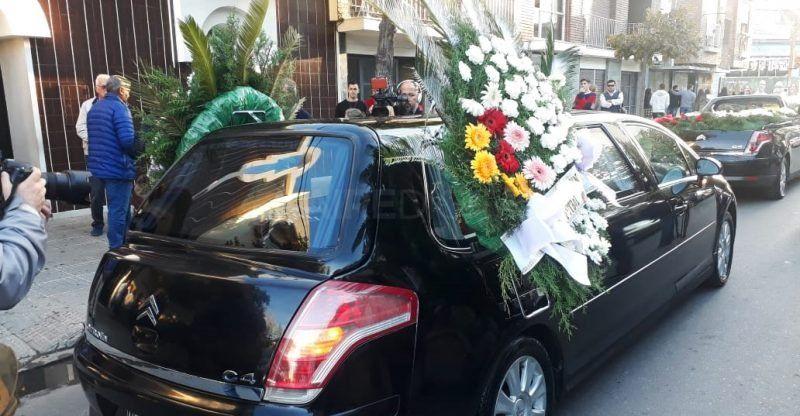Dolor, tristeza y muchos recuerdos en el emotivo velatorio de Julio Toresani