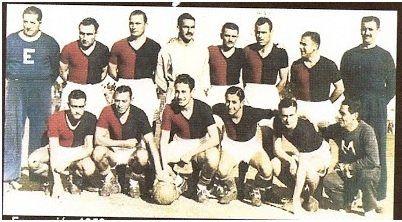 Se cumplen 71 años del debut de Colón en torneos de AFA