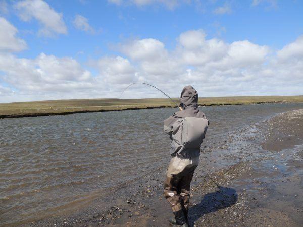 7° encuentro Nacional de pesca en Río Grande