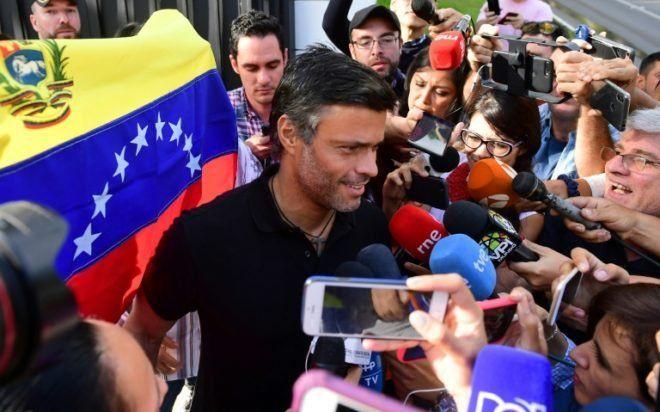 España no entregará a Leopoldo López, pero limitará sus actividades políticas en la Embajada