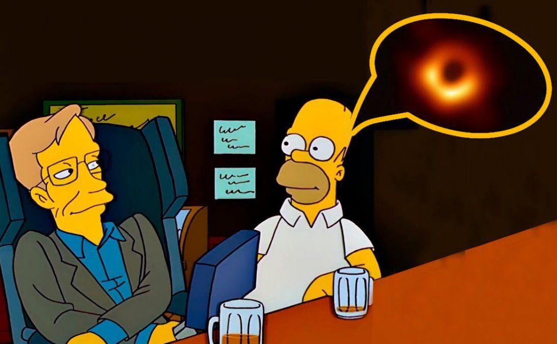 ¿Qué pasaría si cayésemos dentro de un agujero negro?